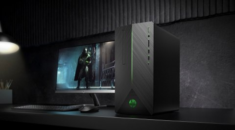 HP Pavilion Gaming 690 Intel Core i7-8700 6-rdzeni 16GB DDR4 2TB HDD NVIDIA GeForce GTX 1060 6GB Windows 10