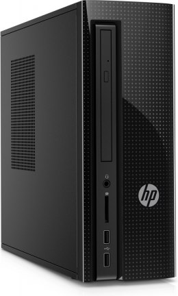 Kompaktowy HP Slimline 260 PC Intel Core i3-6100T 8GB 1TB HDD Windows 10 +klawiatura i mysz
