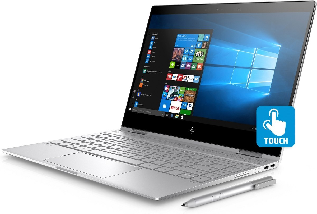2w1 HP Spectre 13 x360 FullHD IPS Intel Core i7-8550U QUAD 8GB RAM 512GB SSD NVMe Active Pen Windows 10