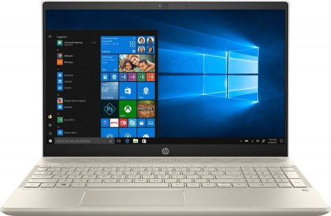 HP Pavilion 15 FullHD Intel Core i7-8550U Quad 16GB DDR4 512GB SSD NVMe NVIDIA GeForce MX150 4GB Windows 10