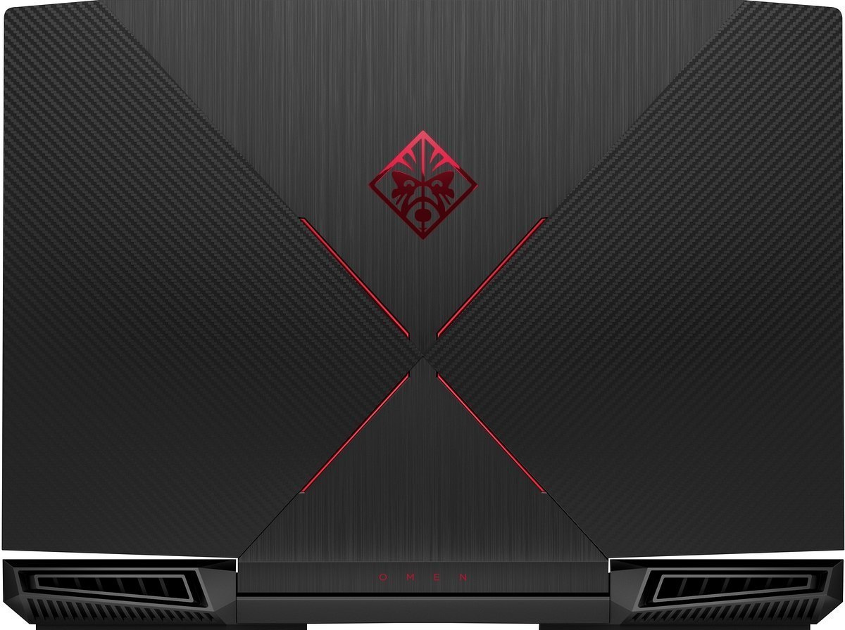 HP OMEN 17 FullHD IPS 120Hz Intel Core i7-8750H 6-rdzeni 16GB DDR4 256GB SSD NVMe 1TB HDD NVIDIA GeForce GTX 1070 8GB Windows 10