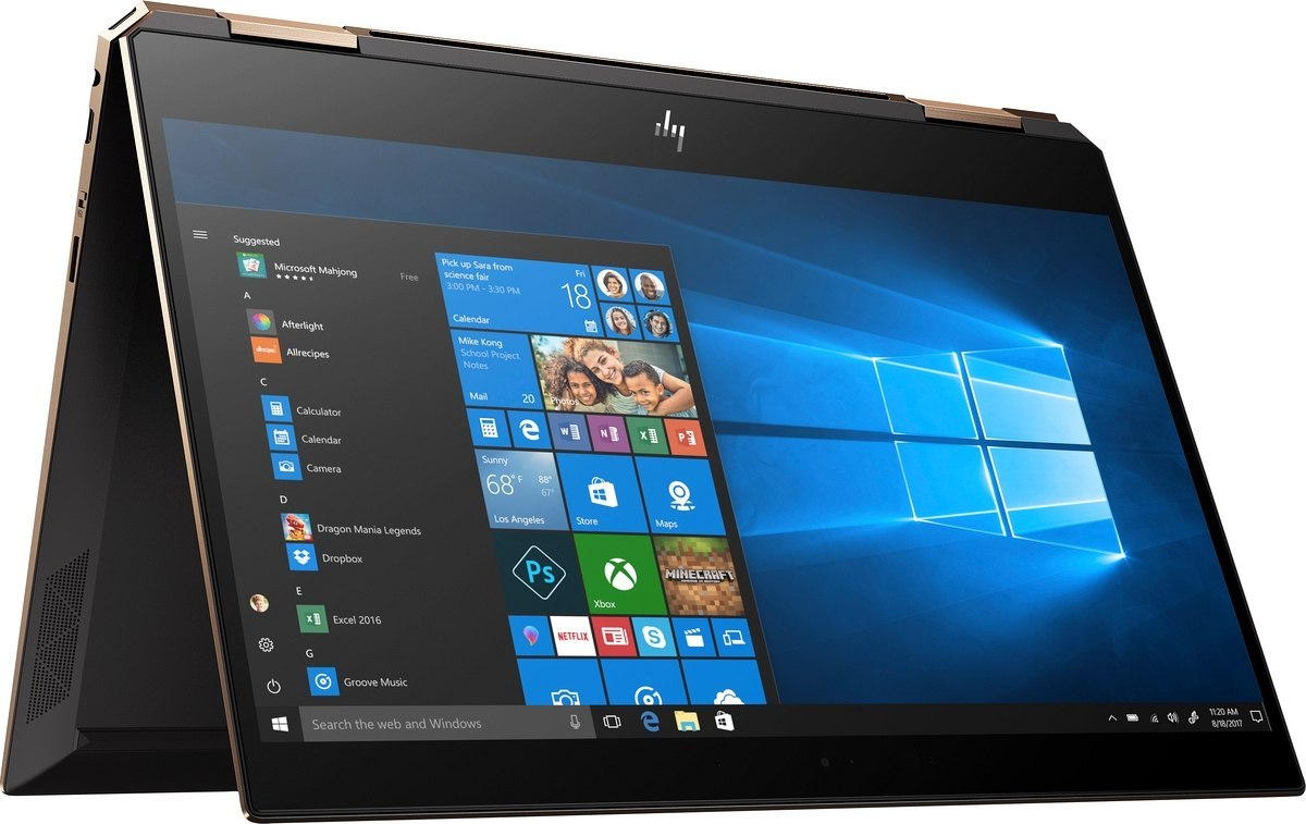 2w1 HP Spectre 13 x360 FullHD IPS Intel Core i7-8565U Quad 16GB DDR4 256GB SSD NVMe Windows 10