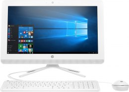 AiO HP 20 FullHD Intel Celeron J4005 Dual Core 4GB 1TB HDD Windows 10 +klawiatura i mysz