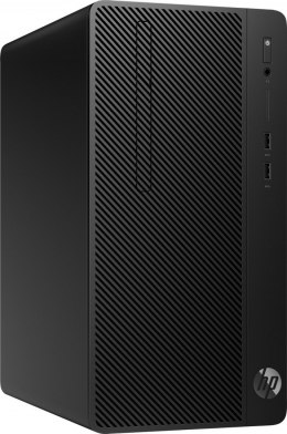 HP 285 G3 Microtower PC AMD Ryzen 5 2400G 8GB DDR4 256GB SSD NVMe Radeon Vega 11 Windows 10 Pro