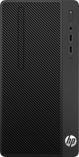 HP 290 G1 Microtower PC Intel Core i3-7100 4GB DDR4 500GB HDD