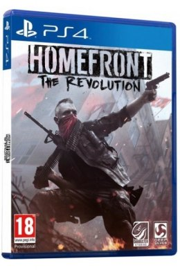 HOMEFRONT: THE REVOLUTION (GRA PS4) PL