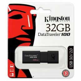 Pendrive Kingston DataTraveler 100 32GB (DT100G3/32GB)