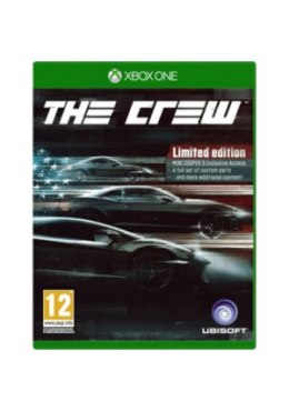 THE CREW LIMITED EDITION (GRA XBOX ONE)