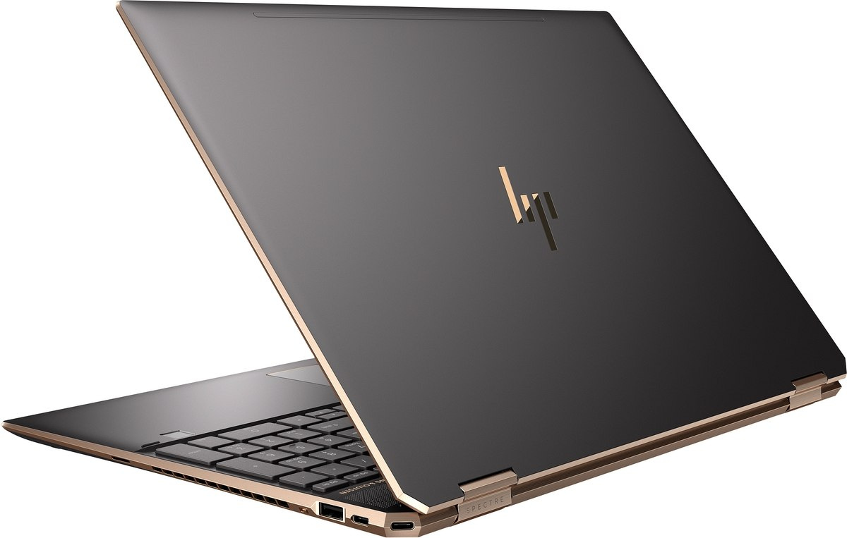 2w1 HP Spectre 15 x360 UltraHD 4K IPS Intel Core i7-8750H 16GB DDR4 1TB SSD NVMe NVIDIA GeForce GTX 1050 Ti 4GB Win10 Active Pen