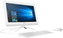 AiO HP 20 FullHD Intel Core i3-7130U 4GB 1TB HDD Windows 10 +klawiatura i mysz