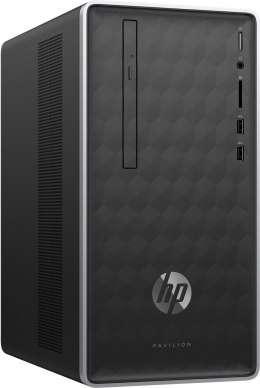 HP Pavilion 590 PC AMD A9-9425 Dual-core 8GB DDR4 128GB SSD NVMe 1TB HDD Radeon R5 Windows 10
