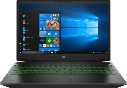 HP Pavilion Gaming 15 FullHD IPS Intel Core i7-8750H 16GB 128GB SSD NVMe 1TB HDD NVIDIA GeForce GTX 1060 3GB Windows 10