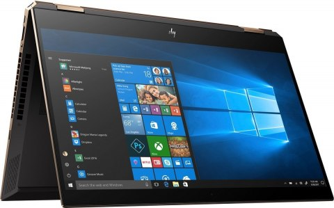 2w1 HP Spectre 15 x360 FullHD IPS 120Hz Intel Core i7-8565U 16GB DDR4 512GB SSD PCIe NVMe NVIDIA GeForce MX150 2GB Windows 10