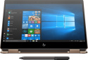 2w1 HP Spectre 13 x360 UltraHD 4K IPS Intel Core i7-8565U Quad 16GB DDR4 512GB SSD NVMe Windows 10 Active Pen