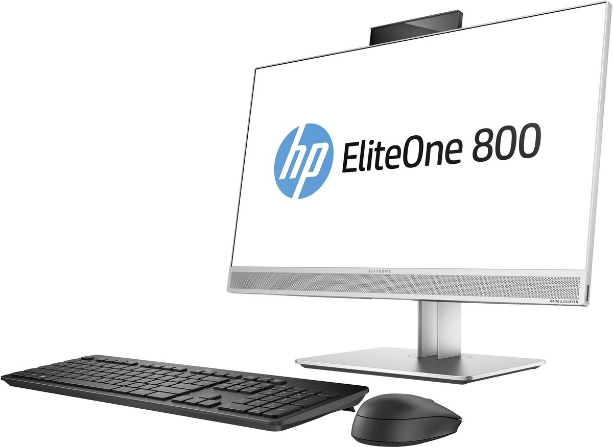 AiO HP EliteOne 800 G3 24 FullHD IPS Intel Core i7-6700 Quad 16GB DDR4 256GB SSD NVMe Windows 10 Pro +klawiatura i mysz