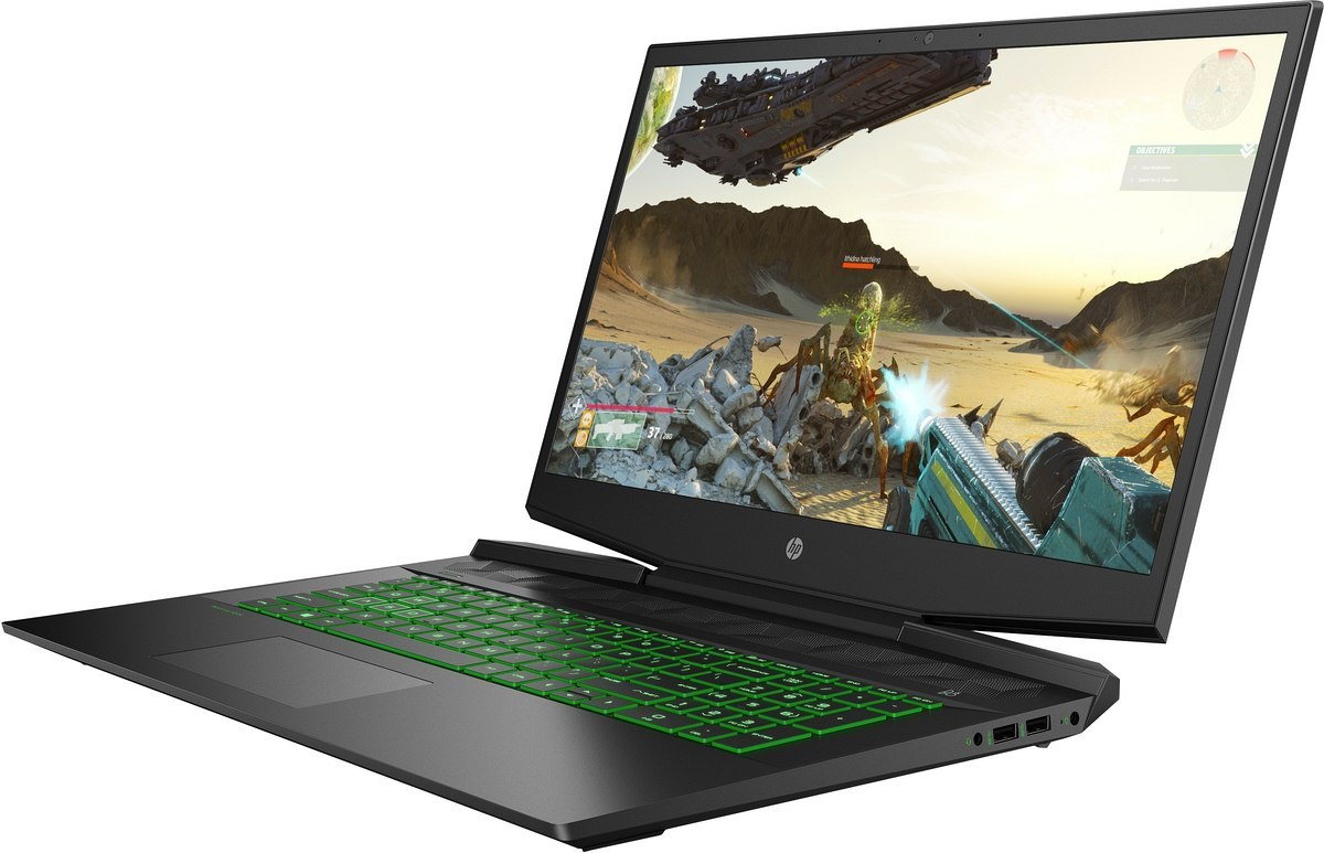 HP Pavilion Gaming 15 FullHD IPS Intel Core i7-9750H 6-rdzeni 16GB 512GB SSD NVMe NVIDIA GeForce GTX 1660 Ti 6GB Windows 10