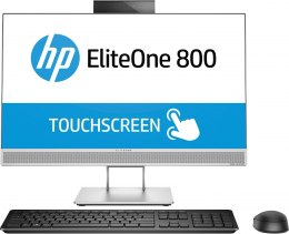 Dotykowy AiO HP EliteOne 800 G4 24 FullHD IPS Intel Core i5-8500 6-rdzeni 8GB DDR4 1TB Windows 10 Pro +klawiatura i mysz