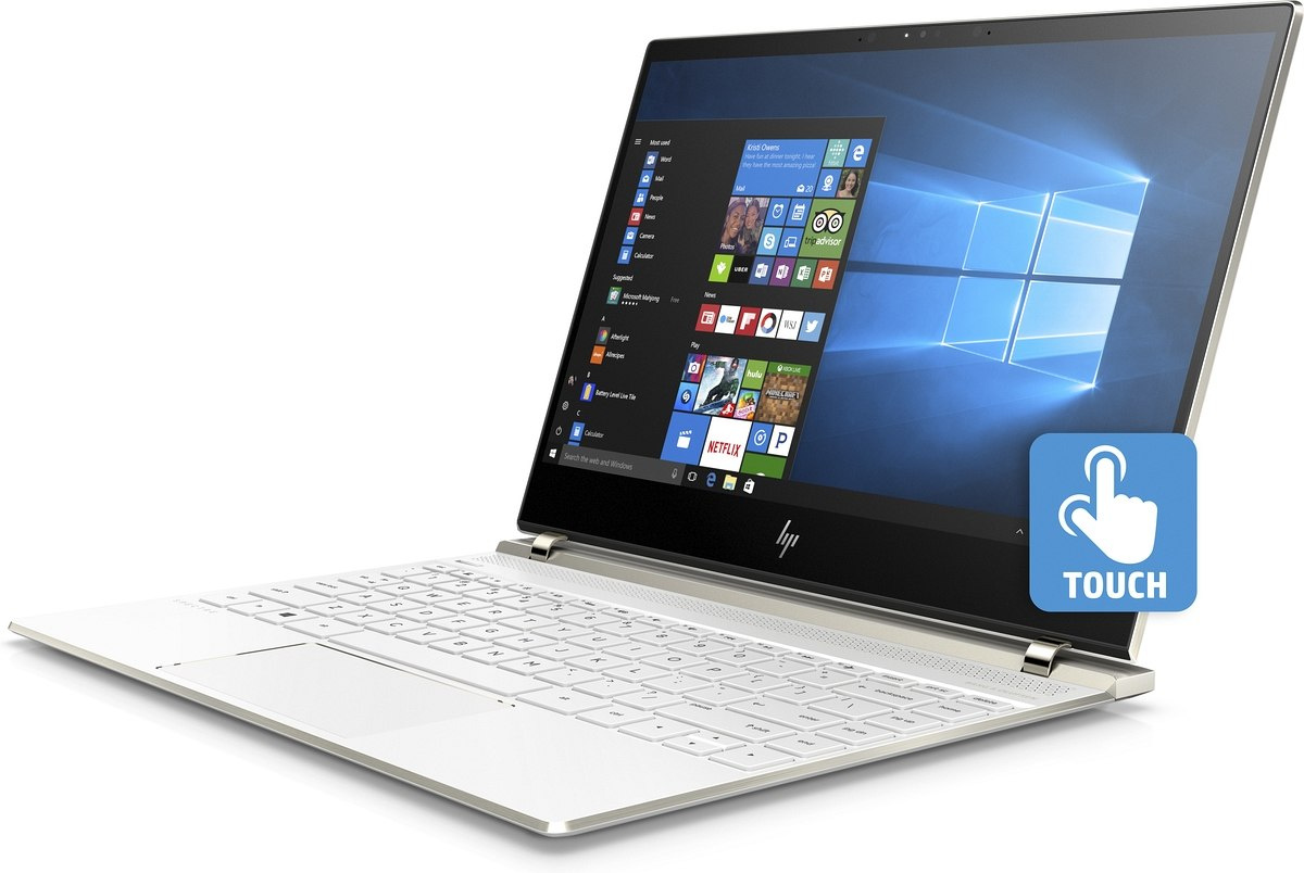 Ultracienki dotykowy HP Spectre 13 FullHD IPS Intel Core i7-8550U Quad 16GB 1TB SSD NVMe Windows 10