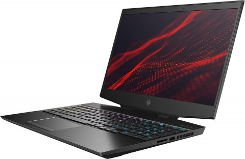 HP OMEN 15 FullHD IPS 144Hz Intel Core i7-9750H 6-rdzeni 16GB 512GB SSD NVMe NVIDIA GeForce RTX 2060 6GB