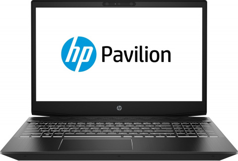 HP Pavilion Gaming 15 FullHD IPS Intel Core i7-8750H 6-rdzeni 8GB 128GB SSD NVMe 1TB HDD NVIDIA GeForce GTX 1050 Ti 4GB Win10