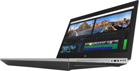 HP ZBook 17 G5 FullHD IPS Intel Core i7-8850H 6-rdzeni 32GB DDR4 512GB SSD NVMe NVIDIA Quadro P3200 6GB Windows 10 Pro OUTLET