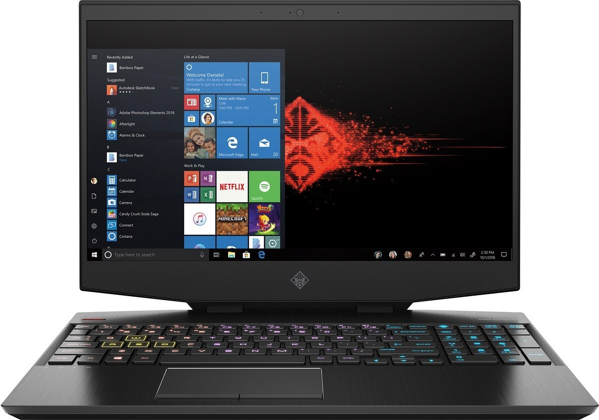 HP OMEN 15 FullHD IPS 144Hz Intel Core i7-9750H 6-rdzeni 16GB 512GB SSD NVMe 1TB HDD NVIDIA GeForce RTX 2080 8GB Windows 10