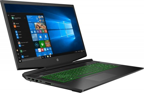HP Pavilion Gaming 17 FullHD IPS Intel Core i5-9300H Quad 8GB DDR4 512GB SSD NVMe NVIDIA GeForce GTX 1650 4GB Windows 10
