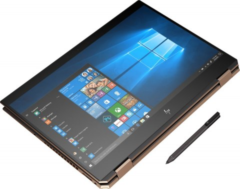 2w1 HP Spectre 15 x360 UltraHD 4K IPS Intel Core i7-8750H 16GB DDR4 2TB SSD NVMe NVIDIA GeForce GTX 1050 Ti 4GB Win10 Active Pen