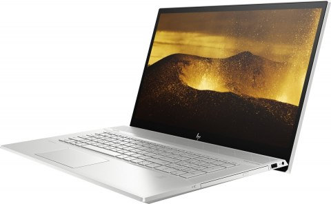 HP ENVY 17-ce FullHD IPS Intel Core i7-10510U Quad 16GB DDR4 256GB SSD NVMe 1TB HDD NVIDIA GeForce MX250 4GB VRAM Windows 10