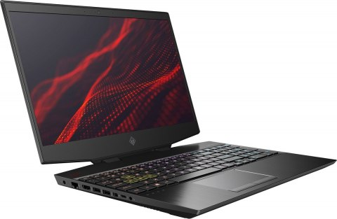 HP OMEN 15 FullHD IPS 144Hz Intel Core i7-9750H 6-rdzeni 16GB DDR4 256GB SSD NVMe 1TB HDD NVIDIA GeForce RTX 2060 6GB Windows 10