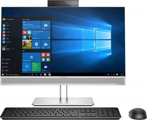 AiO HP EliteOne 800 G4 24 FullHD IPS Intel Core i5-8500 6-rdzeni 8GB DDR4 256GB SSD NVMe Windows 10 Pro +klawiatura i mysz