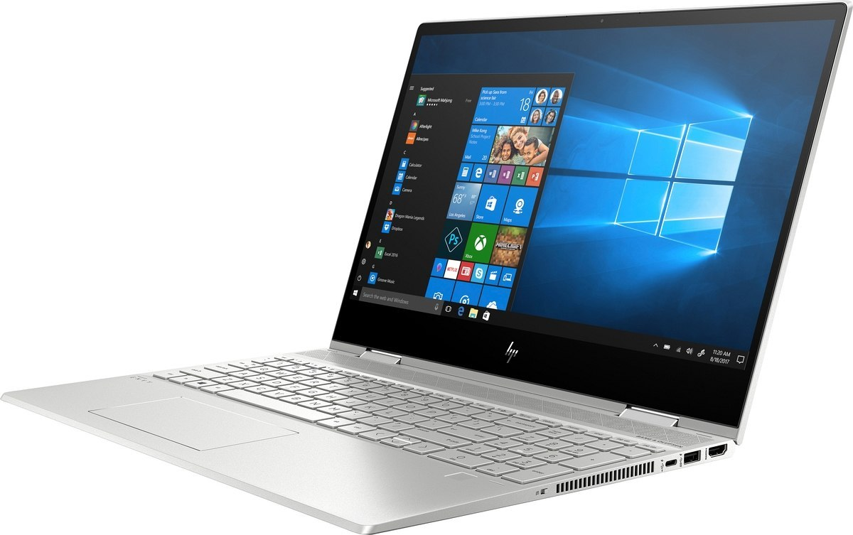 2w1 HP ENVY 15 x360 FullHD IPS Intel Core i7-8565U Quad 16GB DDR4 512GB SSD NVMe NVIDIA GeForce MX250 4GB Windows 10