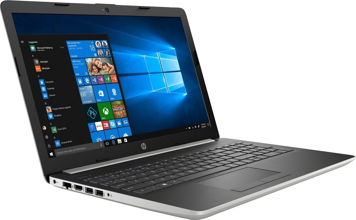 HP 15 FullHD Intel Core i7-10510U Quad 8GB DDR4 1TB HDD NVIDIA GeForce MX130 4GB Windows 10