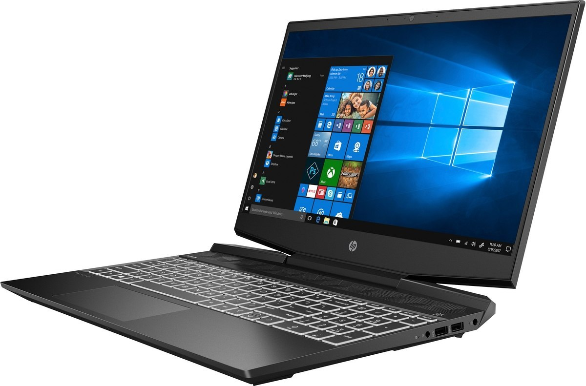 HP Pavilion Gaming 15 FullHD IPS Intel Core i7-9750H 6-rdzeni 32GB DDR4 512GB SSD NVMe NVIDIA GeForce GTX 1050 4GB Windows 10