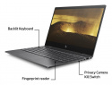 2w1 HP ENVY 13 x360 FullHD IPS AMD Ryzen 5 3500U Quad 8GB DDR4 128GB SSD AMD Radeon Vega 8 Windows 10 Active Pen