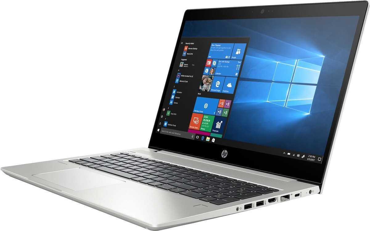 HP ProBook 450 G6 FullHD IPS Intel Core i7-8565U Quad 16GB DDR4 512GB SSD NVMe Windows 10 Pro