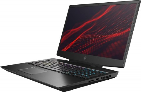 HP OMEN 17 FullHD IPS 144Hz Intel Core i7-9750H 6-rdzeni 16GB DDR4 512GB SSD NVMe NVIDIA GeForce RTX 2060 6GB Windows 10