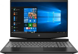 HP Pavilion Gaming 15 FullHD IPS Intel Core i7-9750H 6-rdzeni 8GB DDR4 256GB SSD NVMe NVIDIA GeForce GTX 1650 4GB Windows 10