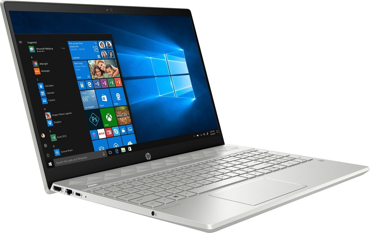 HP Pavilion 15 FullHD IPS Intel Core i7-1065G7 Quad 16GB DDR4 512GB SSD NVMe NVIDIA GeForce MX250 4GB Windows 10