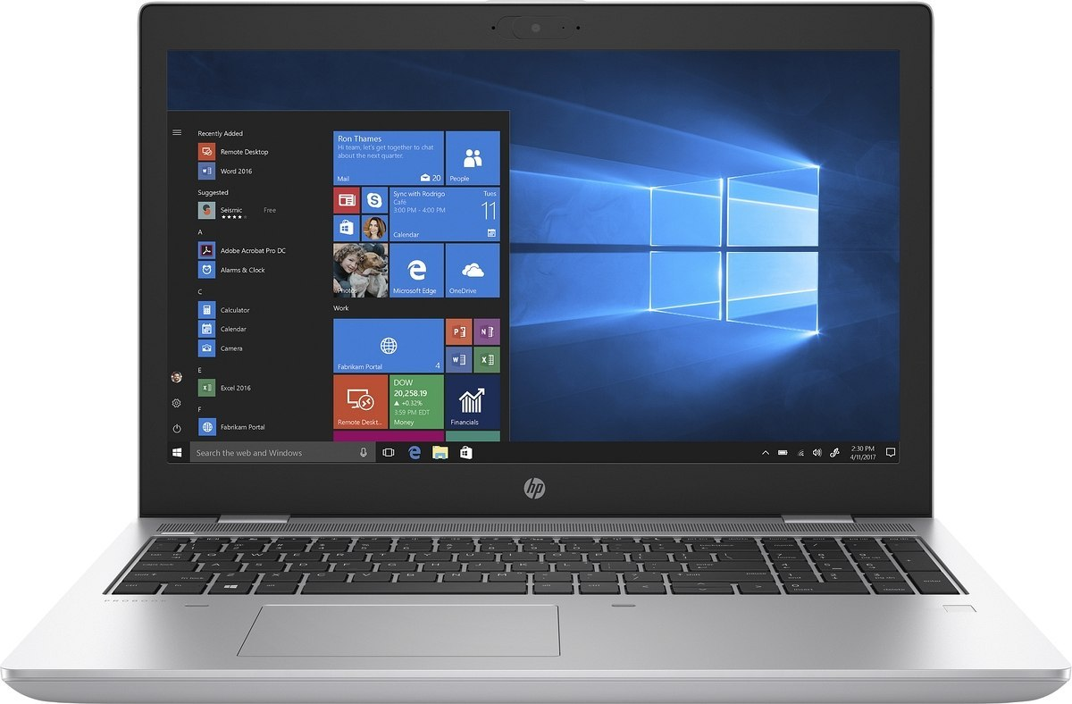 HP ProBook 650 G5 15 FullHD IPS Intel Core i7-8565U Quad 8GB DDR4 512GB SSD NVMe AMD Radeon 540X 2GB Windows 10 Pro