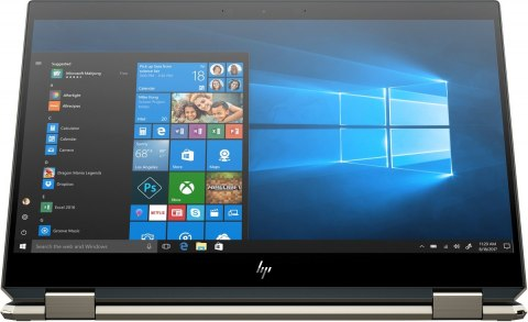 2w1 HP Spectre 15 x360 UltraHD 4K IPS Intel Core i7-10510U 16GB DDR4 1TB SSD NVMe +Optane NVIDIA GeForce MX250 2GB Windows 10