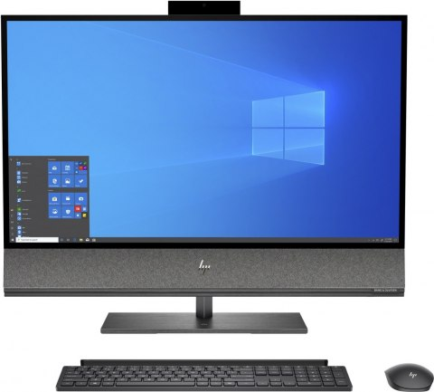 AiO HP ENVY 32 UltraHD 4K IPS Intel Core i7-9700 8-rdzeni 32GB DDR4 512GB SSD NVMe 2TB HDD NVIDIA GeForce RTX 2080 8GB Win10