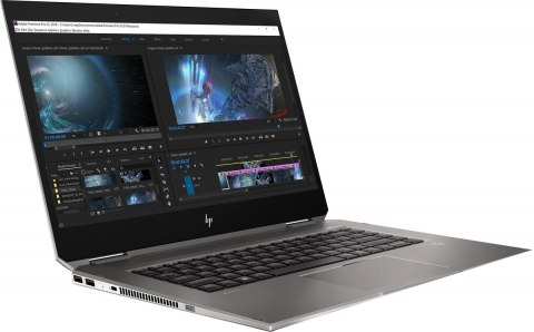 HP ZBook Studio x360 G5 FullHD IPS Intel Core i7-8750H 16GB DDR4 512GB SSD NVMe NVIDIA Quadro P1000 4GB Windows 10 Pro Pen