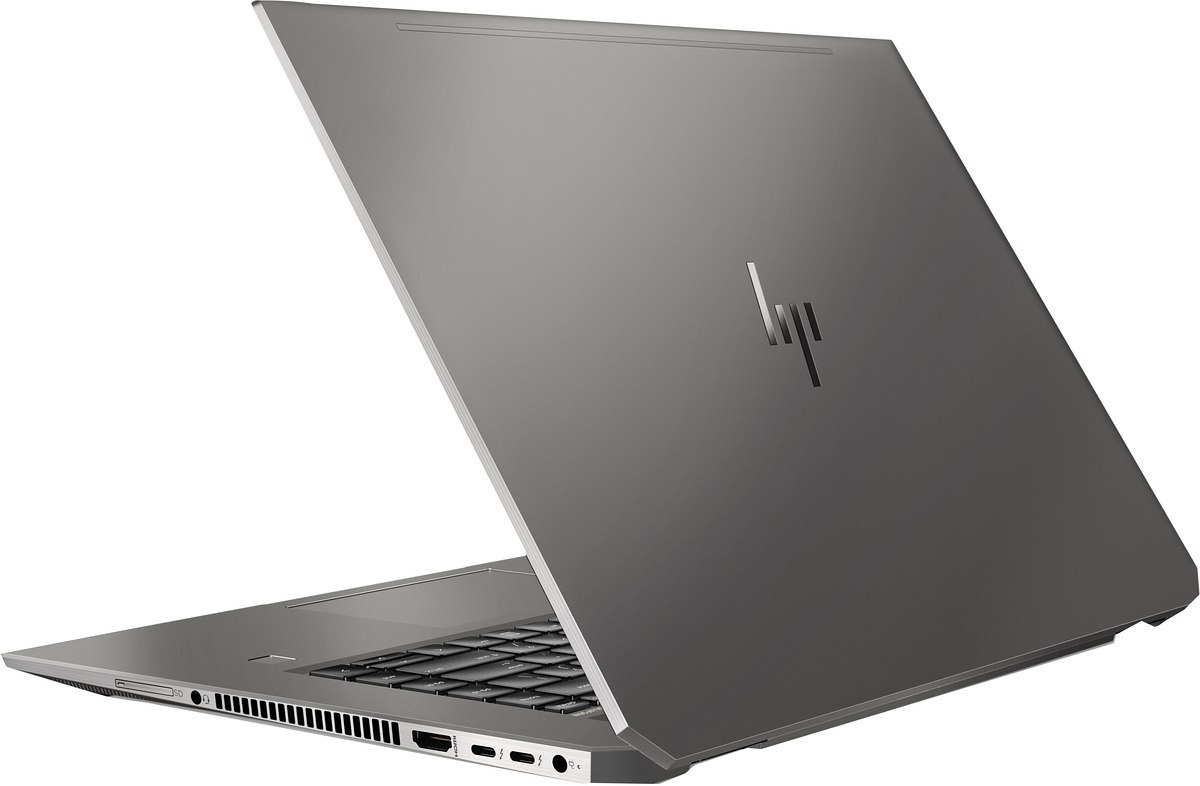 HP ZBook Studio G5 15 Intel Core i7-8750H 6-rdzeni 16GB DDR4 512GB SSD NVMe NVIDIA Quadro P1000 4GB VRAM Windows 10 Pro - OUTLET