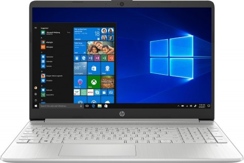 HP 15 FullHD Intel Core i5-1035G1 Quad 8GB DDR4 256GB SSD NVMe Windows 10
