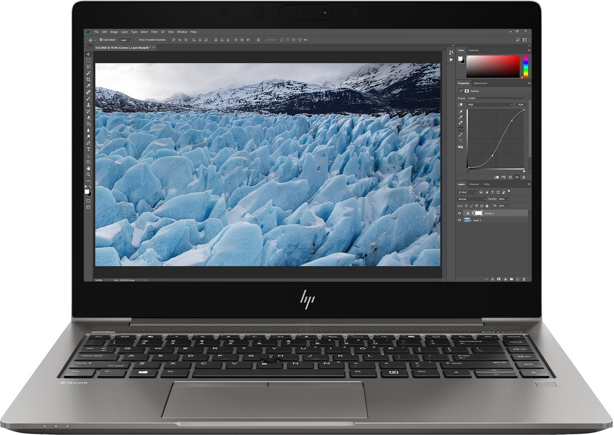 HP ZBook 14u G6 FullHD IPS Intel Core i5-8265U Quad 8GB DDR4 256GB SSD NVMe Windows 10