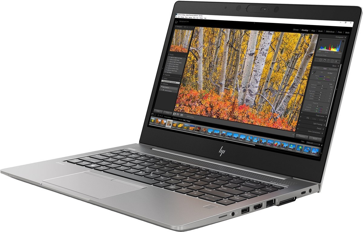 Dotykowy HP ZBook 14u G5 FullHD IPS Intel Core i7-8550U 16GB DDR4 512GB SSD NVMe AMD Radeon Pro WX 3100 2GB Windows 10 Pro