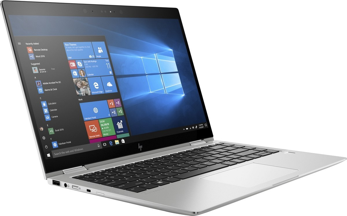 "2w1 HP EliteBook x360 1040 G6 14"" FullHD IPS Sure View Intel Core i5-8265U Quad 8GB 256GB SSD NVMe Windows 10 Pro"