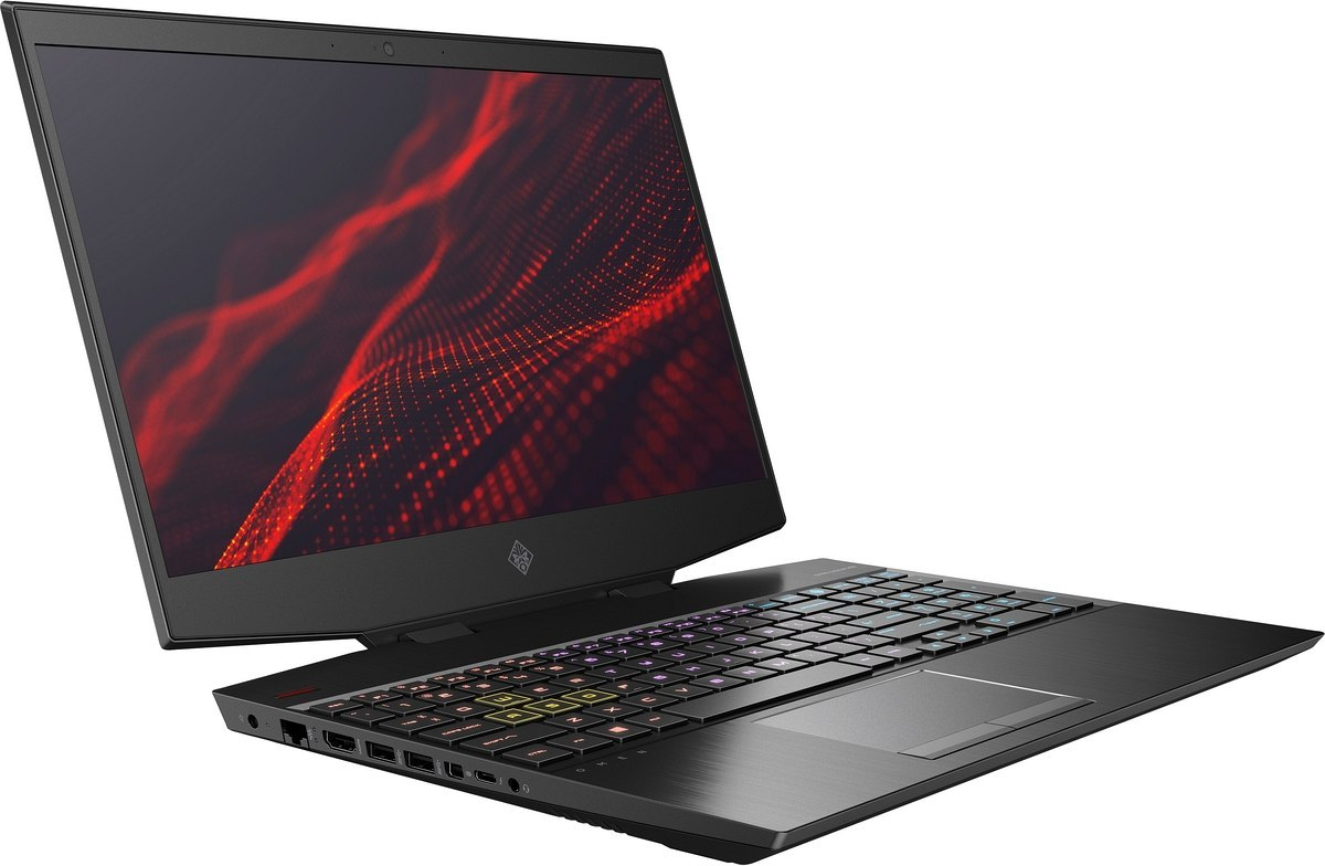 HP OMEN 15 FullHD IPS 144Hz Intel Core i7-9750H 6-rdzeni 16GB DDR4 256GB SSD NVMe 1TB HDD NVIDIA GeForce GTX 1660 Ti 6GB Win10