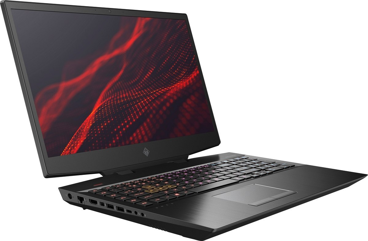 HP OMEN 17 FullHD IPS 144Hz Intel Core i7-9750H 6-rdzeni 16GB DDR4 256GB SSD NVMe 1TB HDD NVIDIA GeForce RTX 2060 6GB